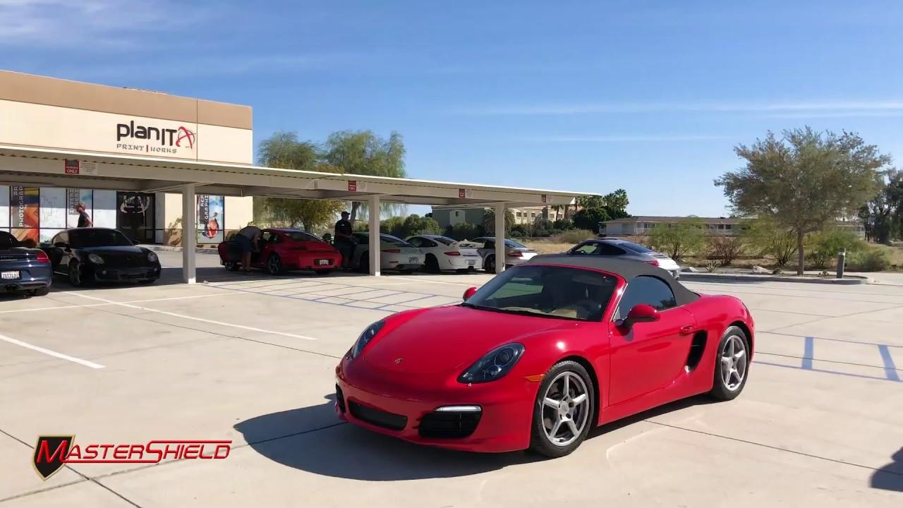 Porsche Club Association February 2020