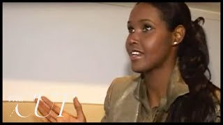 Off The Runway: Iman & Ubah