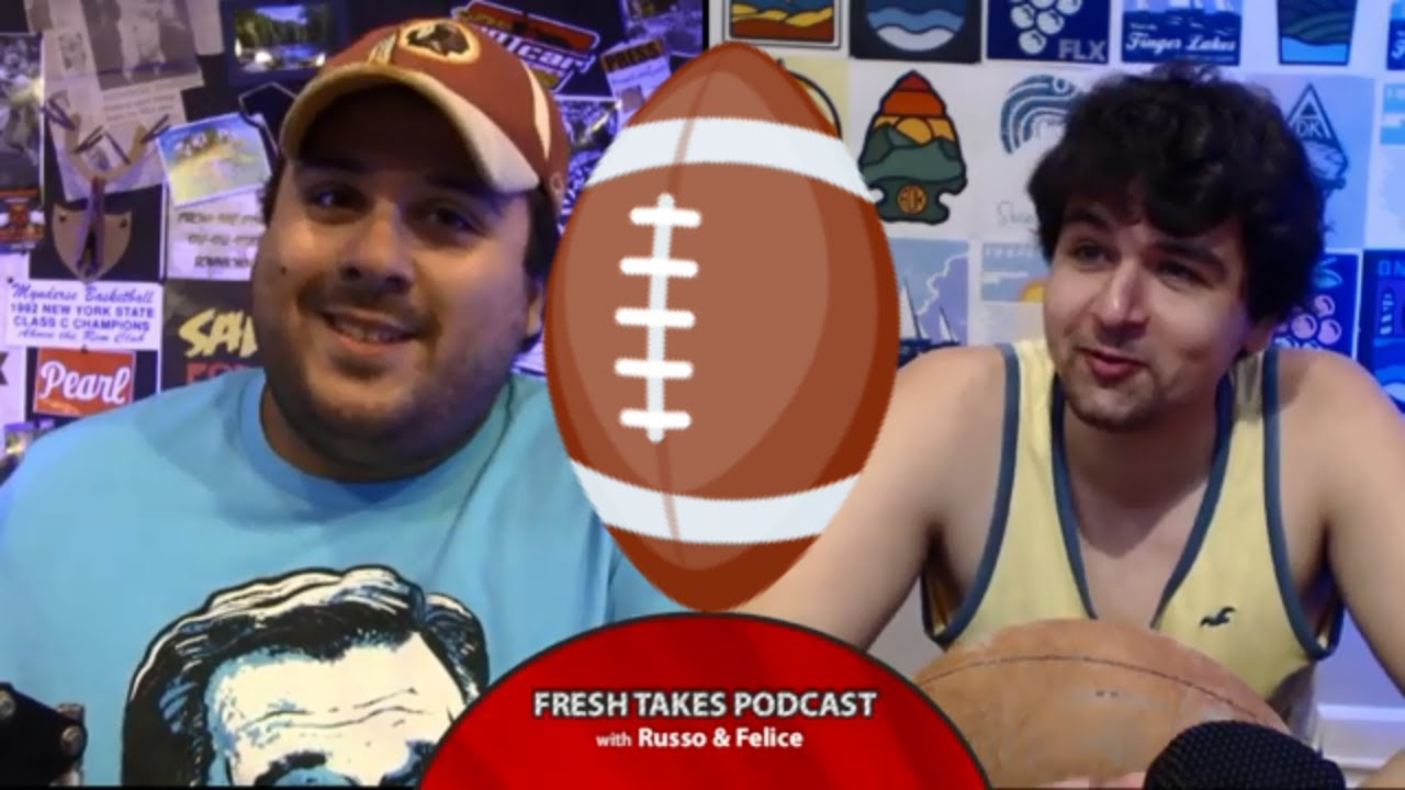 FRESH TAKES: 2019 National Football League Season Preview (podcast)