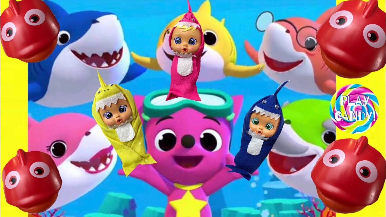 Baby Shark Dance - Pinkfong Sing and Dance-Animal Songs ...