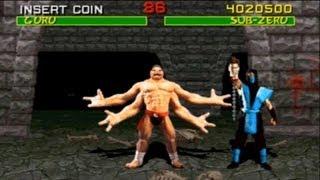 Mortal Kombat arcade Sub Zero gameplay and ending thumbnail
