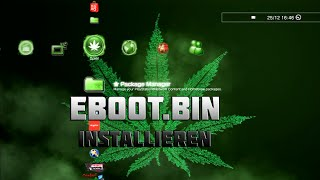 EBOOT.BIN Installieren | How To Install EBOOT.BIN | PS3 CFW | (Deutsch/German)
