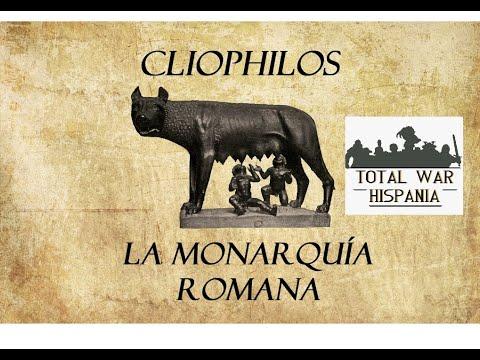 cliophilos:-la-roma-monárquica