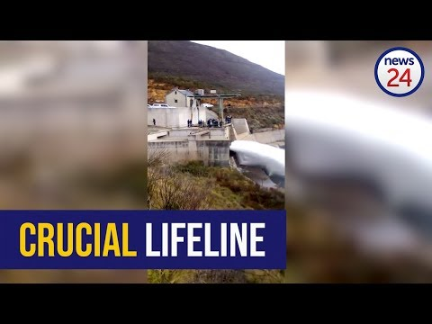 WATCH: Millions of litres of water released from Berg River Dam