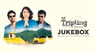 TVF Tripling S2 with Drivezy | Audio Jukebox | All episodes streaming now on TVFPLAY and SonyLIV