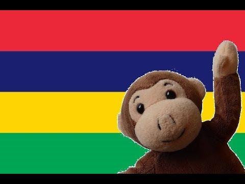 Globe Monkey goes to Mauritius