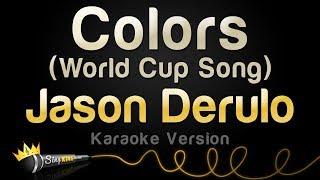 Video Jason Derulo - Colors (Karaoke Version) download MP3, 3GP, MP4, WEBM, AVI, FLV Juli 2018
