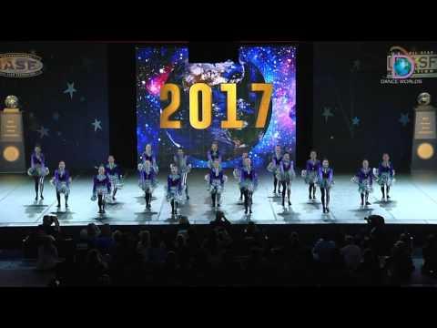 Power of Dance - Polaris [2017 Senior Large Pom Semis]