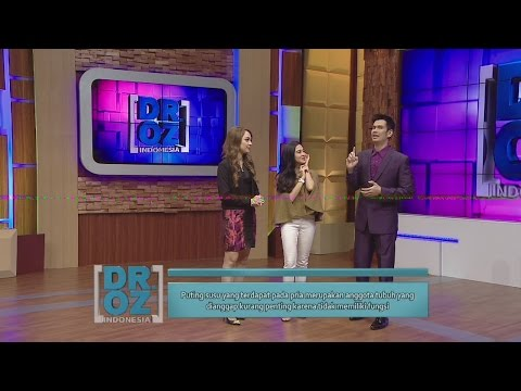 DR OZ INDONESIA : Apa Sih Fungsi Puting Susu Pria - 30/01/16