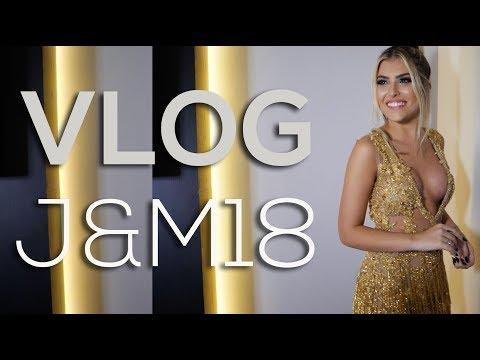 Vlog Da Nossa Festa! #J&M18