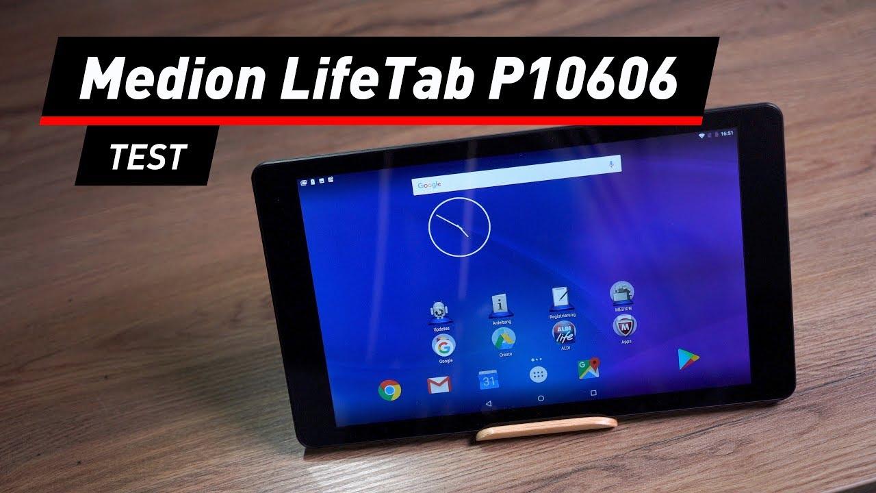 Tablet Mit Sim Karte.Medion Lifetab P10606 199 Euro Tablet Mit Lte Von Aldi Im Test