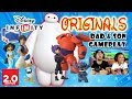 Dad & Son play Disney Infinity 2.0 ORIGINALS - BIG HERO 6: BAYMAX & HIRO, Donal…