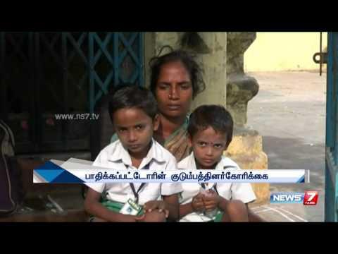 Take action to release Tamils arrested in Andhra over redwood smuggling : kins request Govt