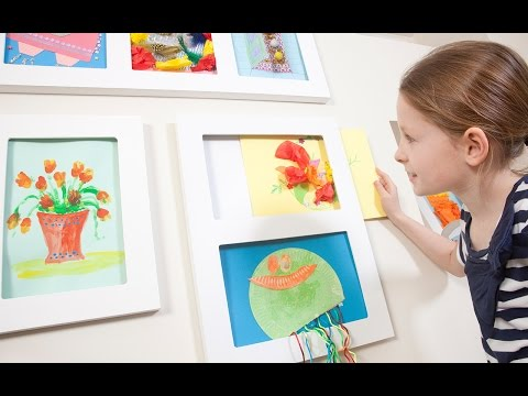 Articulate Gallery - Interchangeable Artwork Frames