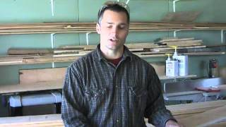 Cedar Strip Boat Building: Milling Cedar Strips - Pt One