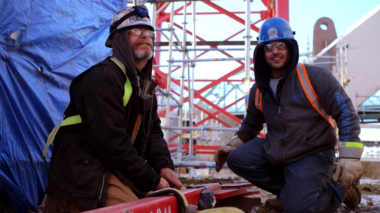 What is an Ironworker? | Toledo Area Iron Workers Local 55