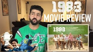 1983 Movie Review | Nivin Pauly | Malayalam | by RajDeep