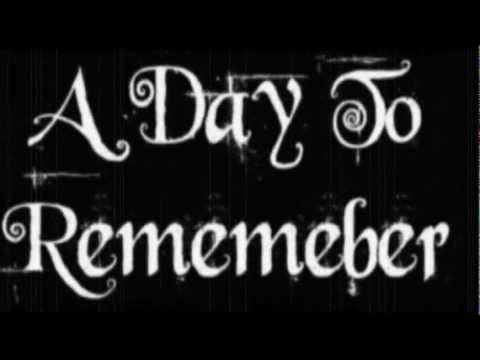 Since You've Been Gone - A Day To Remember {LYRICS}