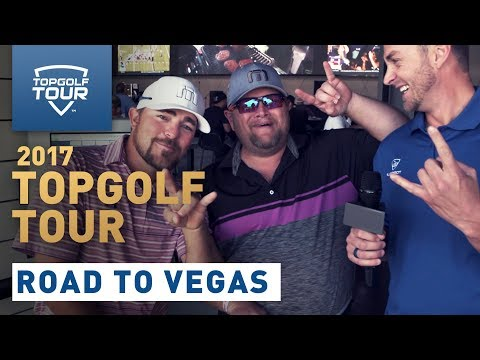 Road to the Las Vegas Championship | 2017 Topgolf Tour | Topgolf