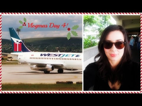Travel to Hawaii and Walmart Xmas Adventures: #Vlogmas Day 4