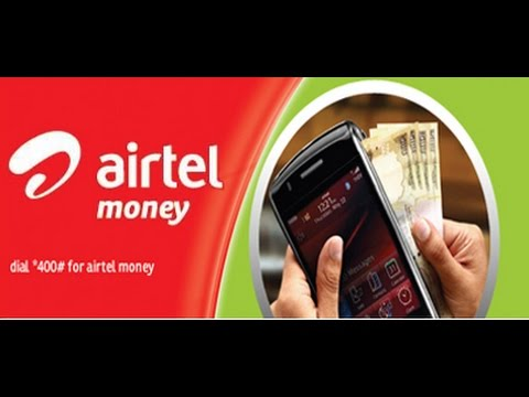 How to transfer Money to any account in India _official Video Airtel Money