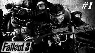 Fallout 3 (1/10) Wspólna eksploracja (Postnuklearnie)