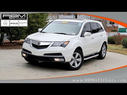 Used 2013 Acura MDX BASE ATLANTA, GA GT228A SOLD!