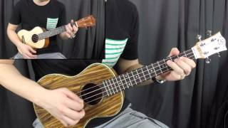 Hey Ukulele - Sam Smith - Stay With Me (Ukulele Cover)