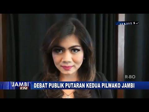 Presenter TV One Tysa Novenny Akan Memandu Debat Kedua Pilwako Jambi
