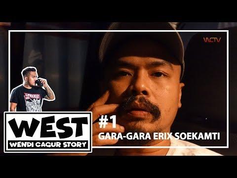 WEST #1 - GARA GARA ERIX SOEKAMTI - OVJ DIPELUK PRILLY