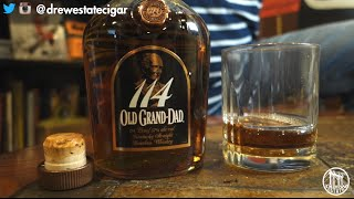 Old Grand-Dad 114 and Nirvana Cameroon Selection | Drew Estate Pairings