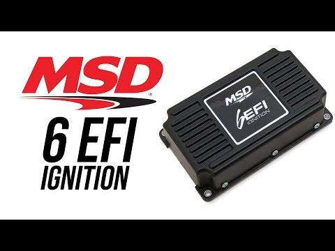 MSD 6 EFI Ignition Control - YouTube