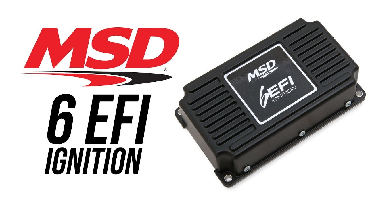 small resolution of msd 6 efi ignition control