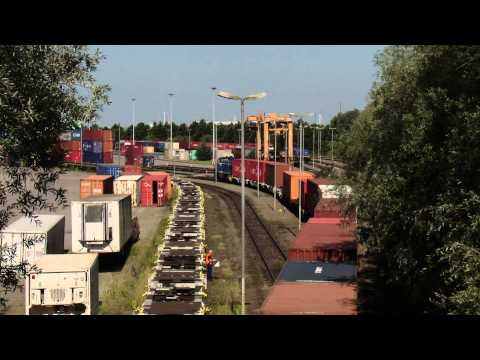 Boosting Efficiency -- Optimising Rail Freight Operations