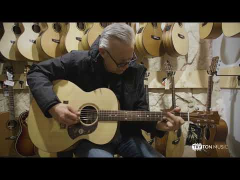 Tommy Emmanuel w Salonie Muzycznym Tryton - Endless Road