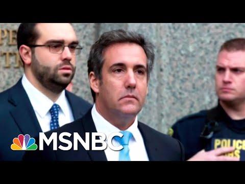 Michael Avenatti: Suspicious Payments To President Donald Trump Lawyer | The Last Word | MSNBC