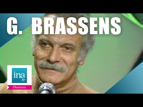 "Georges Brassens ""L'Orage"" 
