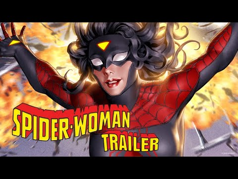 SPIDER-WOMAN #1 Trailer | Marvel Comics