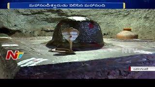 Yaganti and Mahanandi Sri Bhramaramba Mallikarjuna Temple || #Mahashivaratri || NTV Special