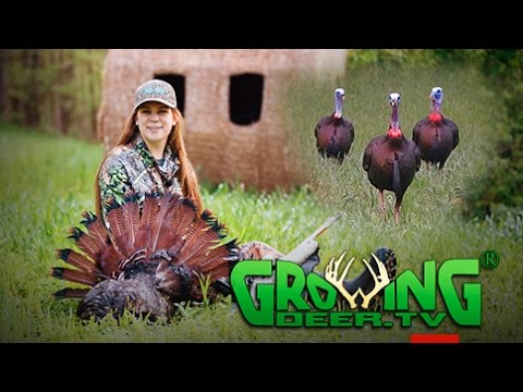 Turkey Hunting | The Best Hunts Are With Family  (#388) @GrowingDeer.tv