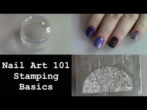 Nail Art 101: Stamping Basics