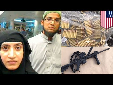San Bernardino shooting: Islamic extremist couple may have used loan to finance massacre - TomoNews