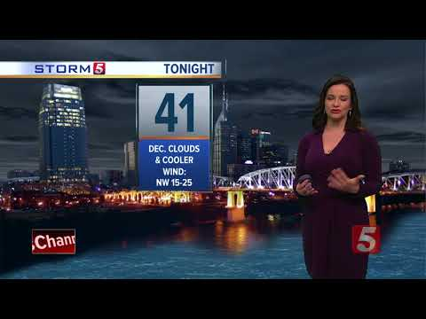 Bree's Evening Forecast: Wed., Apr. 18, 2018