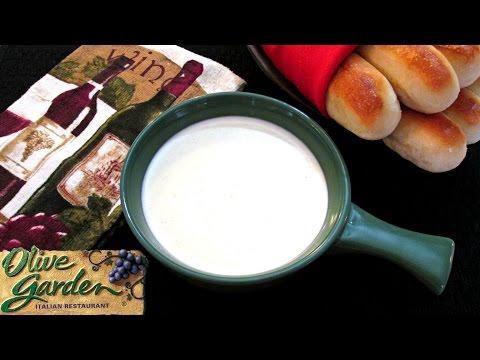 Olive Garden's Alfredo Sauce Recipe – PoorMansGourmet
