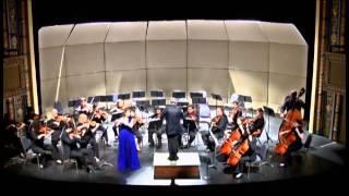 """Mimi Stilman, flute - Mercadante, """"Concerto in E Minor,"""" movement III: Rondo Russo"""
