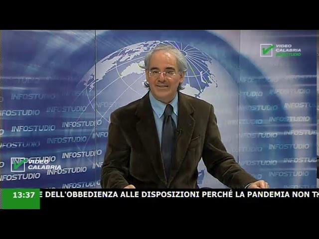 InfoStudio il telegiornale della Calabria notizie e approfondimenti - 28 Aprile 2020 ore 19.15