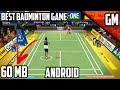 Best badminton game in Android | how to download