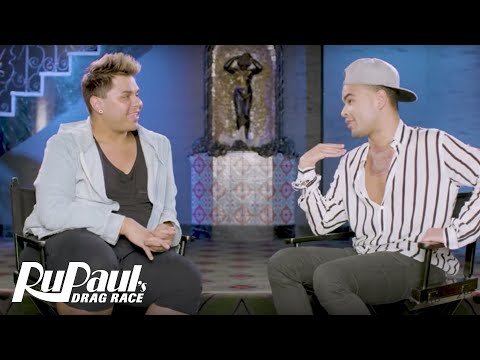 Kalorie & Vanjie: Life After RPDR & Going Viral | Queen to Queen | RuPaul's Drag Race