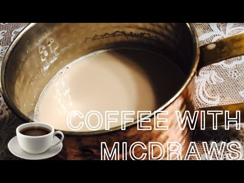 Coffee Pour   MicDraws
