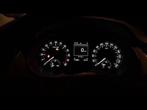 Škoda Octavia 3 MIB1 (Amundsen-Bolero) software update 0475